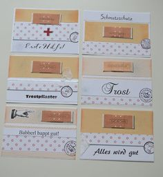 Plaster on a card printed with a text stamp. with Text dowmlaod free!!!