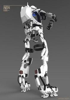 The Perseus ExoSkeleton Concept Armor All, Iron Man Armor, Suit Of Armor, Body Armor, Combat Helmet, Combat Armor, Armor Concept, Weapon Concept Art, Tactical Suit