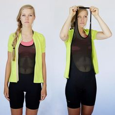 """""""Giro has been named as a finalist in the Total Women's Cycling 2015 Awards in the Cycling Clothing Brand of the Year category. Our new Women's Halter Bib…"""""""