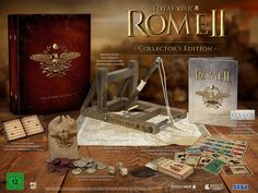 Total War: Rome II - Collector's Edition (Exklusiv bei Amazon.de) - [PC]: Amazon.de: Games