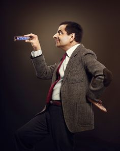 MR. BEAN - SNICKERS on Behance