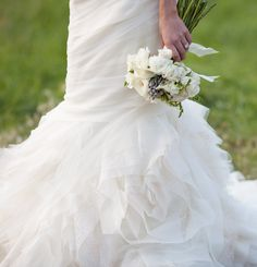 Vera Vera Vera. How we love you. Vera Wang wedding dress. Michelle and Damien, photography and film 888.301.6919