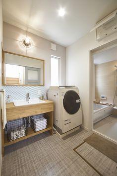 Bathroom Toilets, Washroom, Laundry Design, Interior Stylist, Japanese House, Dream Rooms, Interior Design Inspiration, Room Interior, Laundry Room