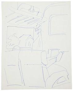 Andy Warhol, Train Interior #warholatchristies