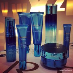 The new ARTISTRY Hydra-V Skincare Range - Reviewed
