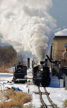Love this train photo!  Go to www.YourTravelVideos.com or just click on photo for home videos and much more on sites like this.