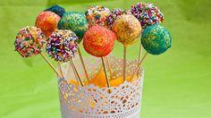 cakepops zonder te bakken