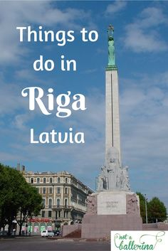 The Latvian capital Riga is a gorgeous city - probably my favourite in the Baltics, There are so many great things to do in Riga! Helsinki, Lombok, Oh The Places You'll Go, Places To Visit, Riga Latvia, Road Trip, Living In Europe, Bali, Holiday Places