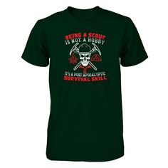 cd33c8701b8 Being A Scout Is Not A Hobby - Shirts