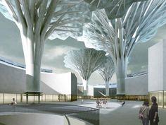 Roof. Image courtesy of Ábalos + Sentkiewicz arquitectos