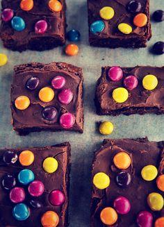 Gluten Free Cosmic Brownies! (Grain/Dairy and Food Dye Free) | Brittany Angell