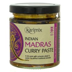 Madras Curry Paste - Karimix