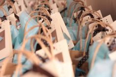 How To Create a Beautiful and Effective Corporate Event Gift Bag - Shows In a Box
