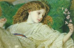 "Sir Frederick William Burton (1816-1900), ""Dreams"" by sofi01, via Flickr"