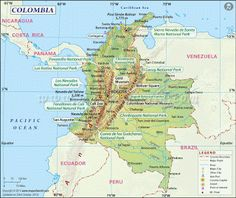 MAPAS DE COLOMBIA - VIVA COLOMBIA