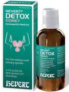 Hevert Pharmaceuticals Hevert Detox Kidney 50 ml - Premier Formulas Health And Nutrition, Health And Wellness, Health Care, Homeopathic Medicine, Homeopathic Remedies, Kidney Detox, Fitness Facts, Lymphatic System, Alternative Health