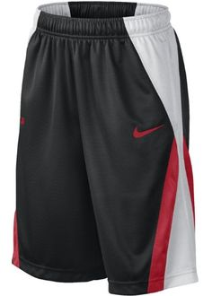 The Nike LeBron Excel Men's Basketball Shorts will help you hit the jump. The men's hoops shorts are built with breathable, lightweight fabric in bold color-blocking detail that makes a big impact on the game. Side slit pockets offer convenient storage for smaller items. 100% polyester.