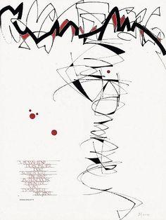 The Berlin Calligraphy Collection: Dieter Benno Aumann