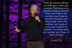 17 Of The Sexiest Quotes Ever Spoken By Men (all about feminism) - these guys get it