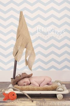 Cherub Chic-fishing hat and pole with fish