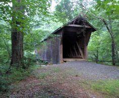 Bunker Hill Covered Bridge   Catawba Co, NC