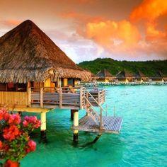 Bora Bora Honeymoooon
