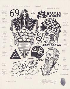 """""""Saxon"""", 2014."""
