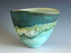 Ceramic Clay, Ceramic Painting, Ceramic Plates, Pottery Bowls, Ceramic Pottery, Slab Pottery, Amaco Glazes, Clay Bowl, Pottery Designs