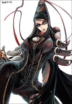 A Bewitching Gallery of Bayonetta Fan Art-Don't know who made this but it's fucking awesome! Video Game Characters, Female Characters, The Legendary Witch, Mai Waifu, Videogames, Dmc, Comic Games, Video Game Art, Super Smash Bros