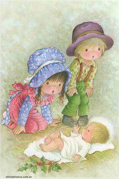 El nacimiento del niño Jesús, cuento de navidad para niños