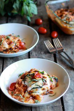 Gratin de Quinoa aux tomates, trendymood