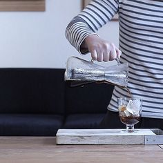 Cold Brew with Chemex