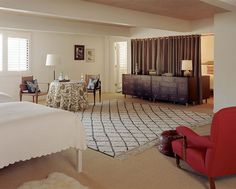 Jonathan Adler - room at The Parker Palm Springs