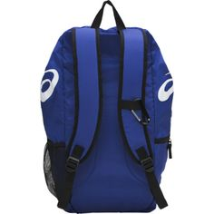 With an updated look to the original Gear Bag, it is sure to be just as popular! Volleyball Equipment, Volleyball Gear, Water Bottle Holders, Athletic Gear, Duffel Bag, Asics, Sling Backpack, Gears, Backpacks
