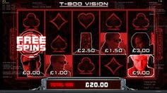 Terminator 2 Online Slot Game Casino Games, Slot, Free