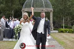 Documentary Style Wedding Photography Bride & Groom Tie the Knot. All images copyright Victoria Dolman Photography