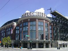 Safeco Field- Seattle Mariners June 2013 :)