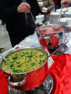 Cozinha polono-brasileira.