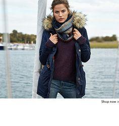Esprit Parka für Damen im Online Shop kaufen