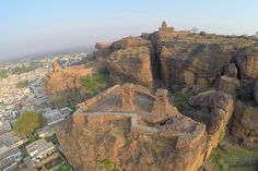 Badami Cave Temples,Badami was previously known as Vataapi Badami, the capital of the early Chalukya dynasty, Chalukya Dynasty, Indian Architecture, Hampi, Karnataka, Incredible India, Caves, Indian Art, Tibet, Temples