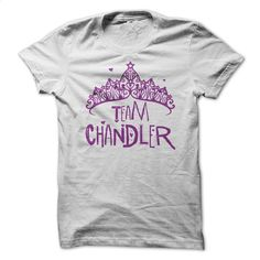Team Chandler T Shirt, Hoodie, Sweatshirts - design t shirts #shirt #T-Shirts