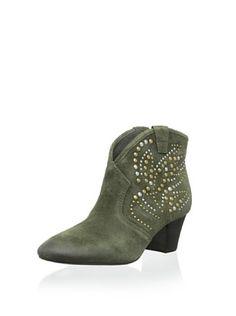 50% OFF Ash Women's Spirit Ankle Boot (Cedar)