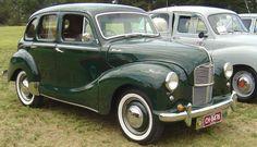 Austin A40 Seadan