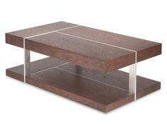 "Matson I Coffee Table  SKU:    H05 857A1-COF/E  Dimensions:    47.2"" W x 27.5"" D x 15.7"" H  Price:    $399.00"