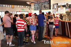 Where's Wally? At Feral Brewery of-course. #perthwinetours  #limohire  http://www.belle.net.au/swan-valley-wine-tours/