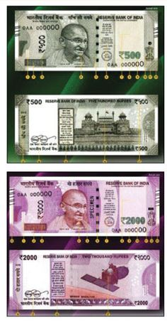 "How India Abolished Rs 500-1000 Notes   The Rs 500 (top) and Rs 2000 specimen notes circulated by the Reserve Bank of India  Prime Minister Narendra Modi tonight stunned the nation with an announcement that Rs 500 and Rs 1000 notes would no longer be legal tender from midnight.  The decision is ostensibly designed to flush out black money lurking in the corners of India's financial system and stamp out the growing menace of fake notes circulating in the $2-trillion economy.  ""The Rs 500 and…"