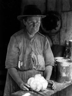 Found an interesting blog about Appalachia's granny women.