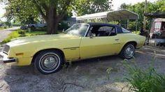 Plain Yellow Wrapper: 1975 Chevrolet Camaro - http://barnfinds.com/plain-yellow-wrapper-1975-chevrolet-camaro/