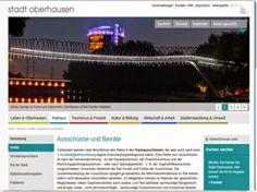 Hat damals Spass gemacht, erste Anfänge mit Typo3 [2002]  für den Ausländer Beirat, der Stadt Oberhausen (Webseite auf Typo3 Basis) inkl. Administration/Support, Screendesign etc.   #CMS #ITservice #Administration #typo3 #future #gestaltung #html4 #html5 #css #mysql #datenbanken #java #scripte #pearl #cgi #copyright #MadeInGermany