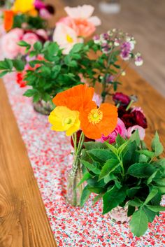 Flower Centerpiece a